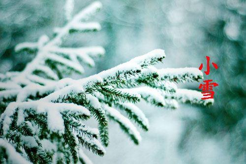 小雪节气是农历什么时候